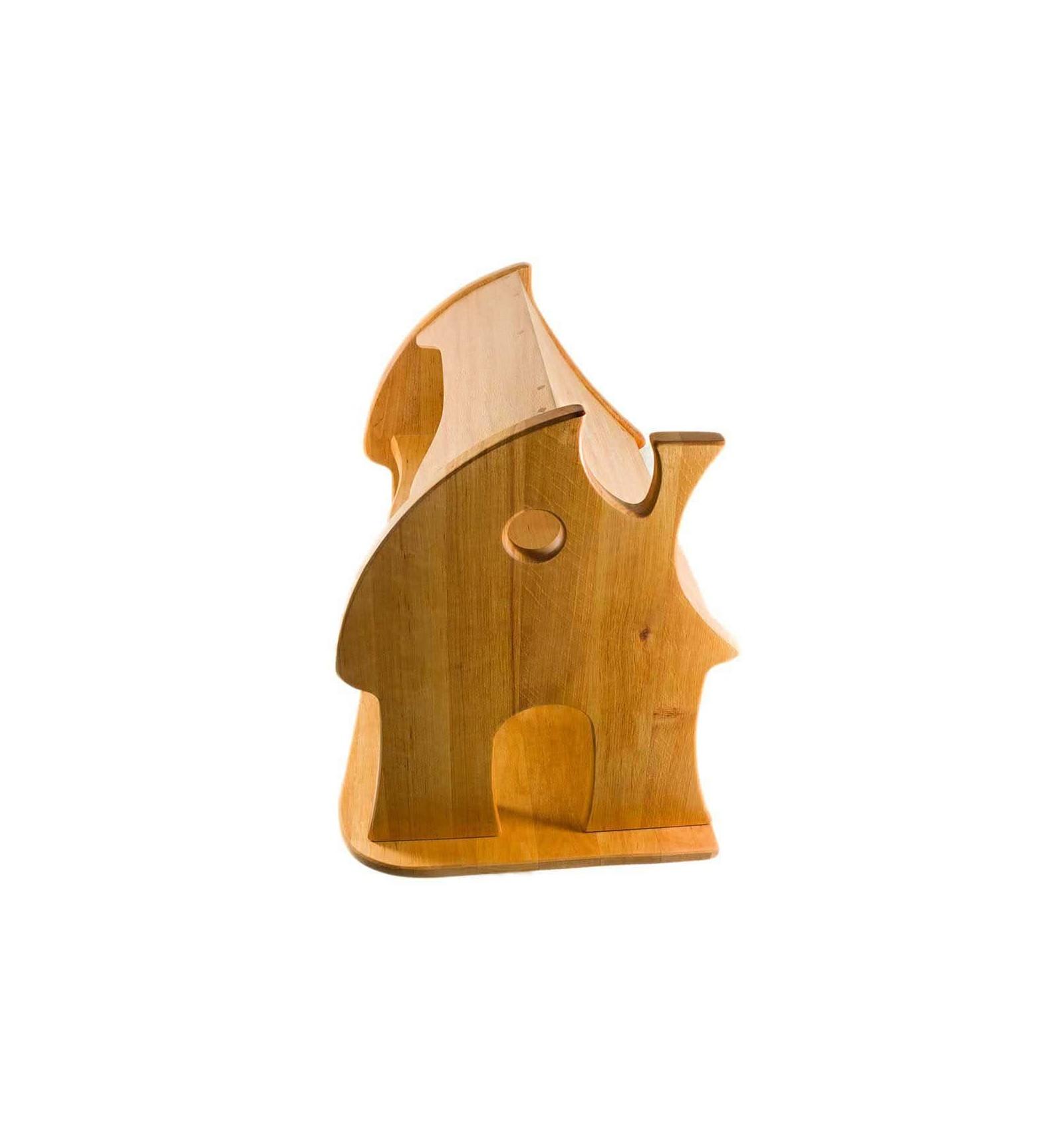 Märchenhaus Puppenhaus aus Holz - Verneuer-Verneuer