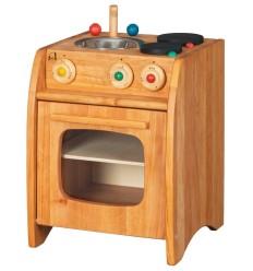 Kinderküche Erlenholz