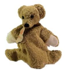 Kallisto Handpuppe Bär camel