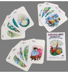 Kraul Kartenspiel Märchenquartett