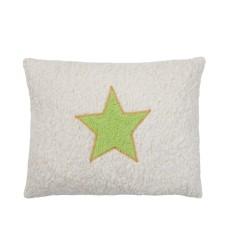 Kleines Kuschelkissen Stern