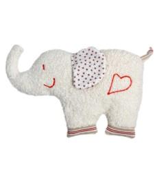 Wärmekissen Elefant - Kirschkerne