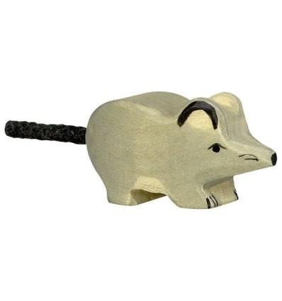Holztiger Maus