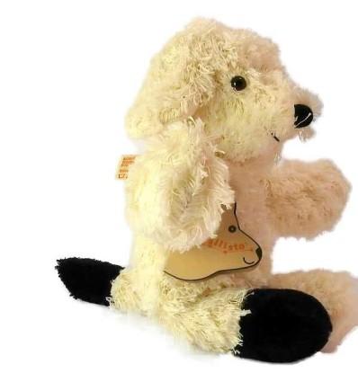 Kallisto Kindergarten Hund Bello-Öko Spielzeug-Naturspielzeug