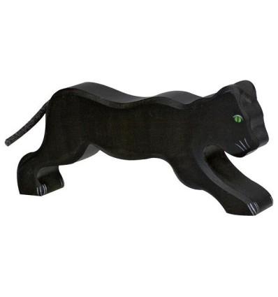 Holztiger Panther