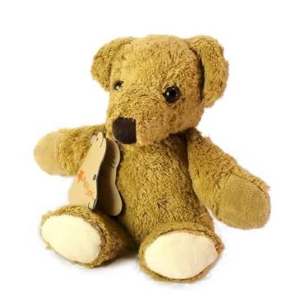 Kallisto Knuffel Bär hellbraun-Öko Spielzeug-Stofftiere-Kuscheltiere