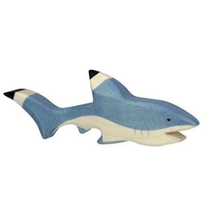 Holztiger Hai