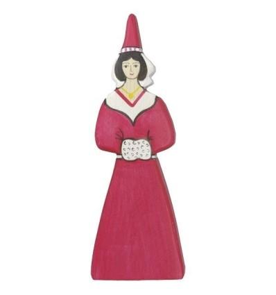Holztiger Burgfräulein