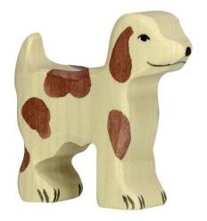 Holztiger Hofhund klein