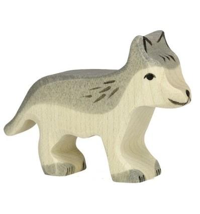 Holztiger Wolf  klein