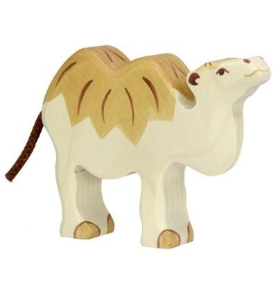 Holztiger Kamel  klein
