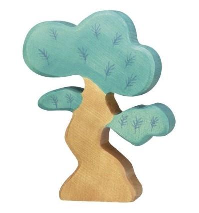 Holztiger Kiefer  klein