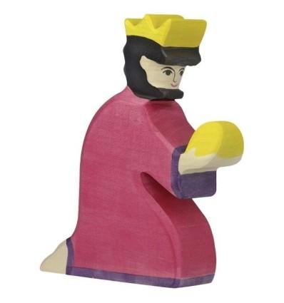 Holztiger Balthasar  rot