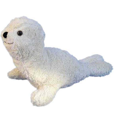 Kallisto Schmuse Robbe-Öko Spielzeug-Naturspielzeug