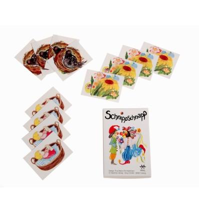 Kartenspiel Schnipp Schnapp