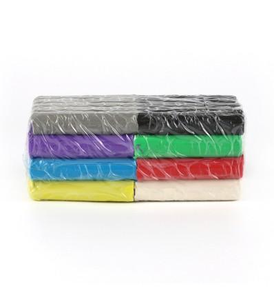 Kinder Knete  8 Farben 500g! | ökoNorm nawaro