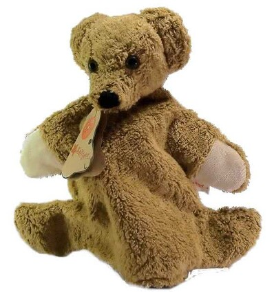 Kallisto Handpuppe Bär-Öko Spielzeug-Stofftiere-Kuscheltiere