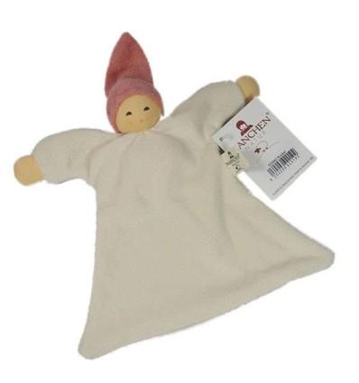 Nanchen Nuckel Puppe-Öko Spielzeug-Babies