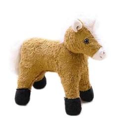 Kallisto Leyla  Stofftier Pferd-Öko Spielzeug-Naturspielzeug