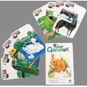 Kartenspiel Tier Quartett