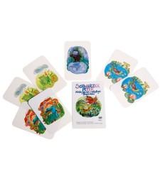 Kraul Kinder Kartenspiel Schwarzer Peter-Öko Spielzeug-Naturspielzeug