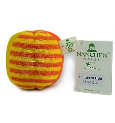 Nanchen Frotteeball klein-Öko Spielzeug-Babies