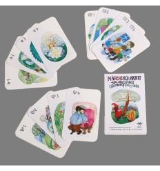 Kraul Kartenspiel Märchenquartett-Öko Spielzeug-Naturspielzeug
