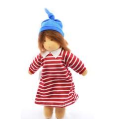 Nanchen Mimi große Anzieh Puppe 35cm-Öko Spielzeug-Naturspielzeug