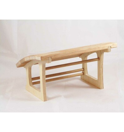 Bauernhof Stall aus Holz-Öko Spielzeug-Holzspielzeug
