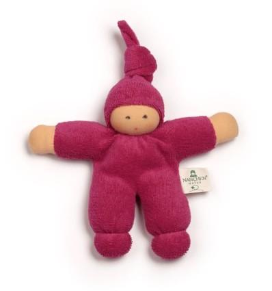 Pimpel Nanchen Natur - Bio-Baumwolle Öko Spielzeug Babys