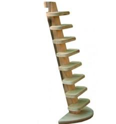 Holz Treppe für das Puppenhaus-Öko Spielzeug-Holzspielzeug