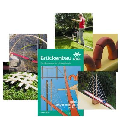 Kraul Waldorfspielzeug Brückenbau